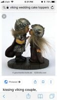 Looking for Viking themed wedding