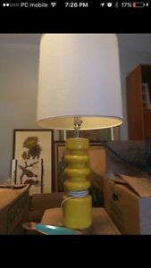 Mid Century Lamps lamps !!!