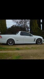 VE VF commodore staggered King Malace wheels Gawler Gawler Area Preview