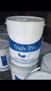 NEW TRADE PRO PROFESSIONAL FINISH WHITE Merrylands Parramatta Area Preview