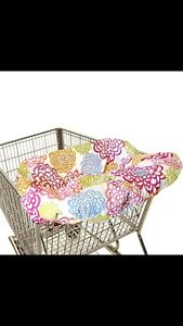 Itzy  ritzy shopping cart cover