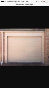ROLLER DOOR WITH MOTOR AND REMOTE Bolivar Salisbury Area Preview