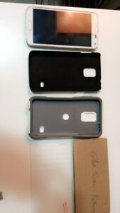 Samsung Galaxy 5s + Phone cases and Screen Protector