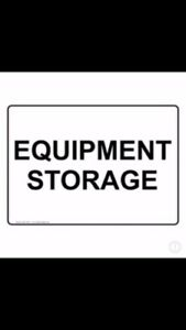OUTDOOR WINTER STORAGE FOR VEHICLES AND TRAILERS