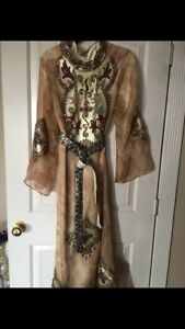 Beautiful abaya or dress