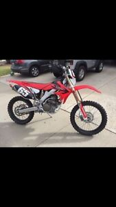Looking for a crf250x