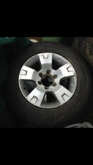 5 4x4 tyres
