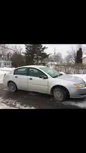 2004 Saturn Ion (manual transmission)