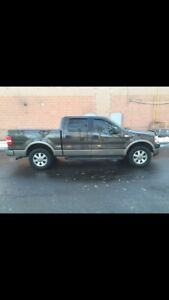 2005 Ford F-150 King Ranch 4 x 4