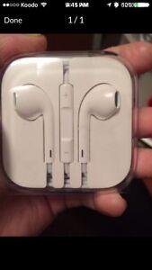 Brand new Apple headphones (never opened!)
