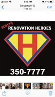 Experienced Home and Bath Renovator for Hire