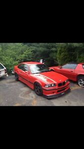 Wanted BMW E36