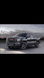 GMC Sierra Elevation 2017-Transfert de bail
