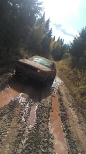2002 buick century trail rig