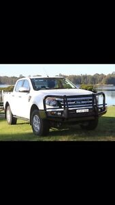 FORD RANGER PX 2012+ FRONT BAR $950 was $1500 FREE FITTING Rocklea Brisbane South West Preview