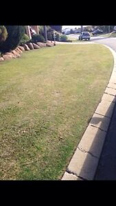 Cut'N Edge Lawn Mowing Services Gosnells Gosnells Area Preview