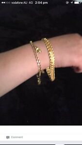 Swap Bracelets gold Merrylands Parramatta Area Preview