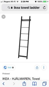 IKEA Towel ladder