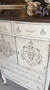 Beautifull dresser commode contest concours