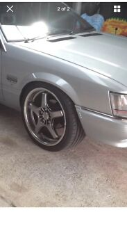 Momo Lenso wheels 19inch Holden commodore ss