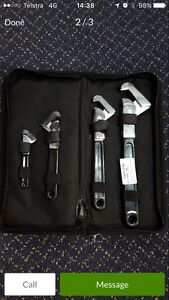 Super wrench set Port Kennedy Rockingham Area Preview