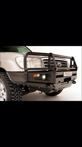 PREMIUM 4x4 WINCH BULL BARS $999 was $1500 SALE NOW ON Rocklea Brisbane South West Preview