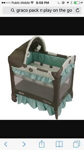 Graco pack n play playard Edmonton Edmonton Area image 1
