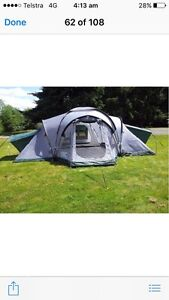 6 or 9 Person Tent Alexandra Hills Redland Area Preview
