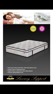 CLEARANCE Luxury Queen mattresses 50% off Logan Area Preview