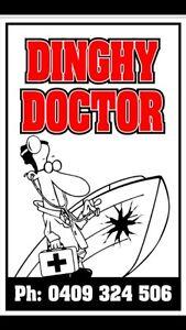 Dinghy Doctor Berrimah Darwin City Preview