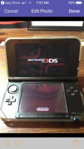 Pokemon XY Limited Edition 3DS XL & Games
