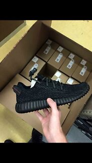Looking for YEEZY 'pirate black' sz 7 or 8 Bella Vista The Hills District Preview