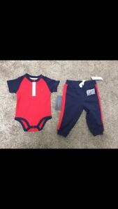 Tommy Hilfigier Outfit 6-9mo