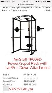 Looking for power rack