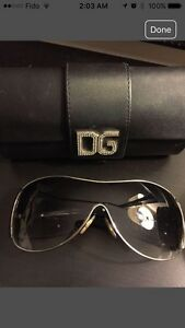 D&G authentic sunglasses