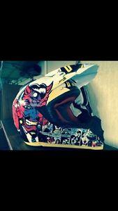 Kids motorbike helmet Freshwater Cairns City Preview