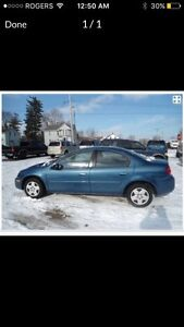 2003 Dodge SX2.0 For Sale As Is - Only 143 kms And Valid E-Test