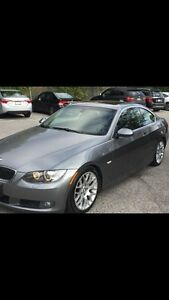2007 BMW 328xi all wheels drive automatic