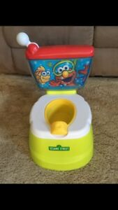 Elmo smart stages training potty