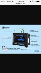 3D Printer. Make your own cool stuff