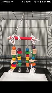Parrot Toys Brand New Great Variety. From $10.