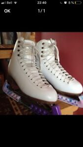 Patins Jackson Competitor, size 7A