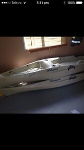 Shakespear Fishing Kayaks x 2 Offers welcome Kelso Townsville Surrounds Preview