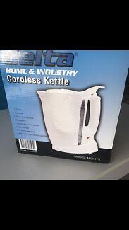 Brand new kettle