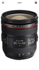 Looking for: canon 24-70mm f4 Sunnybank Brisbane South West Preview