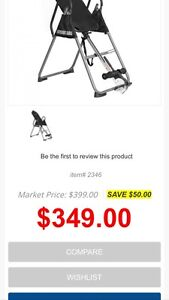 Inversion Table for sale London Ontario image 2