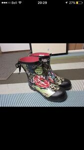 Wind river rubber boots