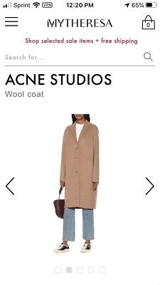 Acne Studio Avalon Coat