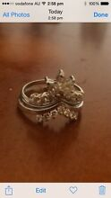 Gold and diamond engagement and wedding rings Camden Camden Area Preview