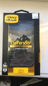 Otter box for iPhone 7,8